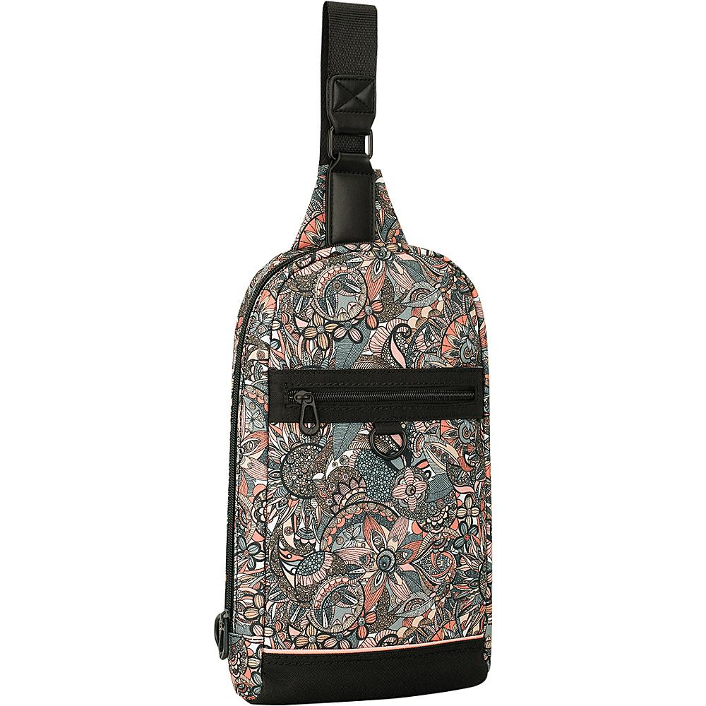 Sakroots New Adventure Hiker Sling Backpack Sienna Spirit Desert - Sakroots Backpacking Packs - Outdoor, Backpacking Packs
