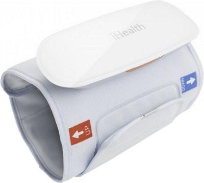 iHealth Wireless Blood Pressure Monitor White - iHealth Travel Comfort and Health