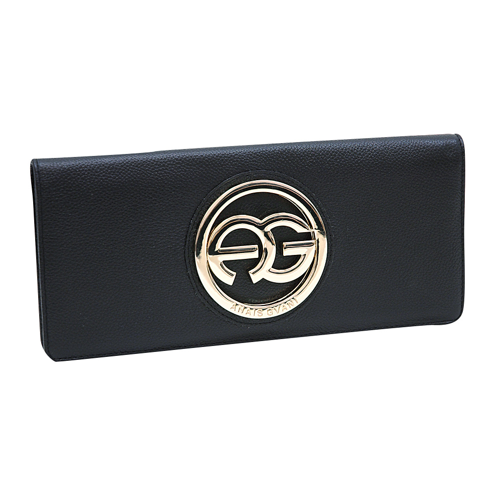 Dasein Womens Clutch Style Bifold Wallet Black - Dasein Womens Wallets - Women's SLG, Women's Wallets