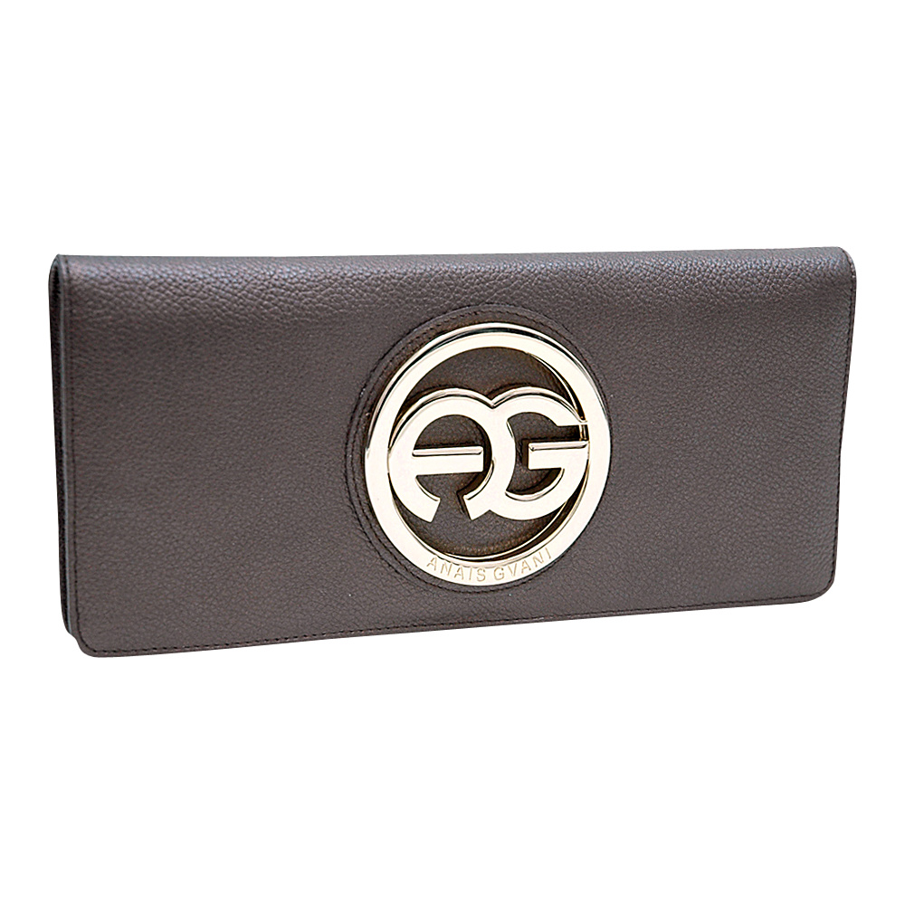 Dasein Womens Clutch Style Bifold Wallet Bronze - Dasein Womens Wallets - Women's SLG, Women's Wallets