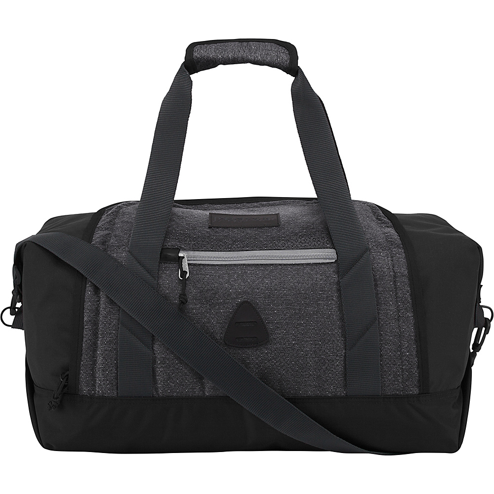 JanSport Duffle Grey Marl Techleisure - JanSport All-Purpose Duffels