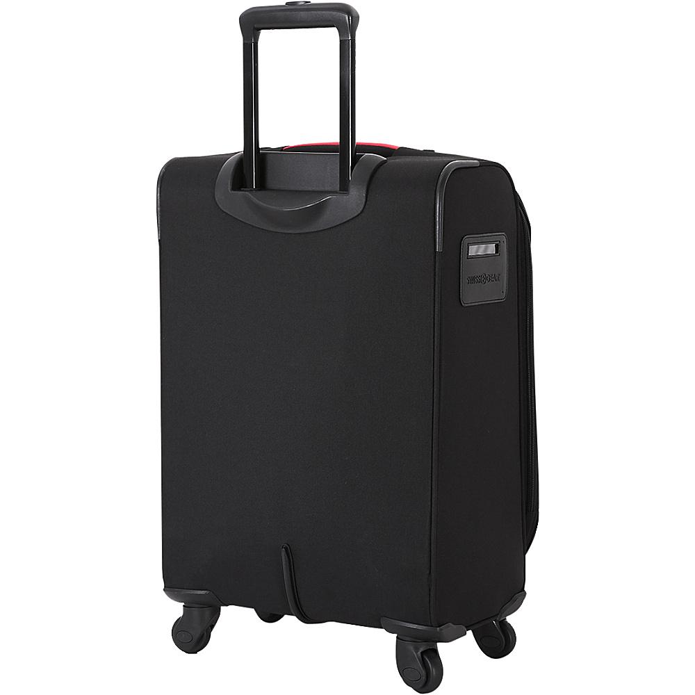 Swissgear travel gear 6560 20 spinner carry on luggage softside carry on new ebay for Swissgear geneva 19
