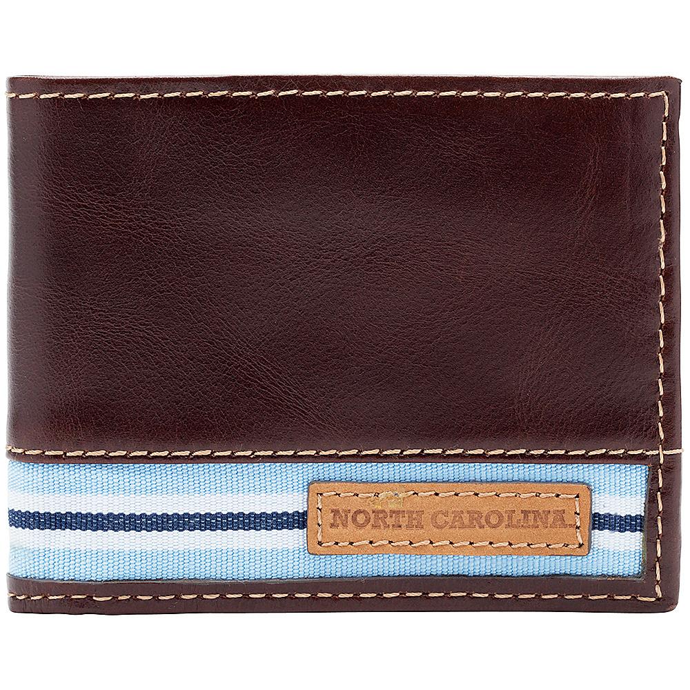 Jack Mason League NCAA Tailgate Traveler North Carolina Tarheels - Jack Mason League Mens Wallets - Work Bags & Briefcases, Men's Wallets