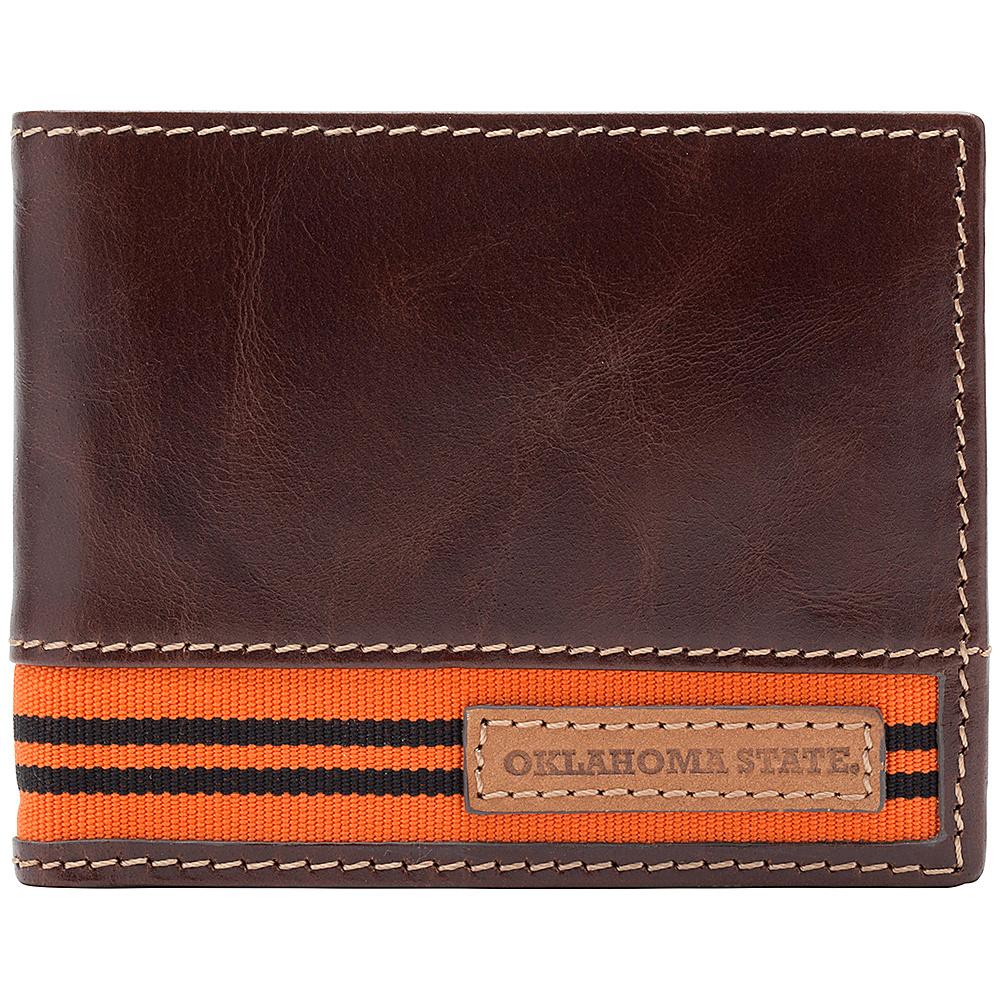 Jack Mason League NCAA Tailgate Traveler Oklahoma State Cowboys - Jack Mason League Mens Wallets - Work Bags & Briefcases, Men's Wallets