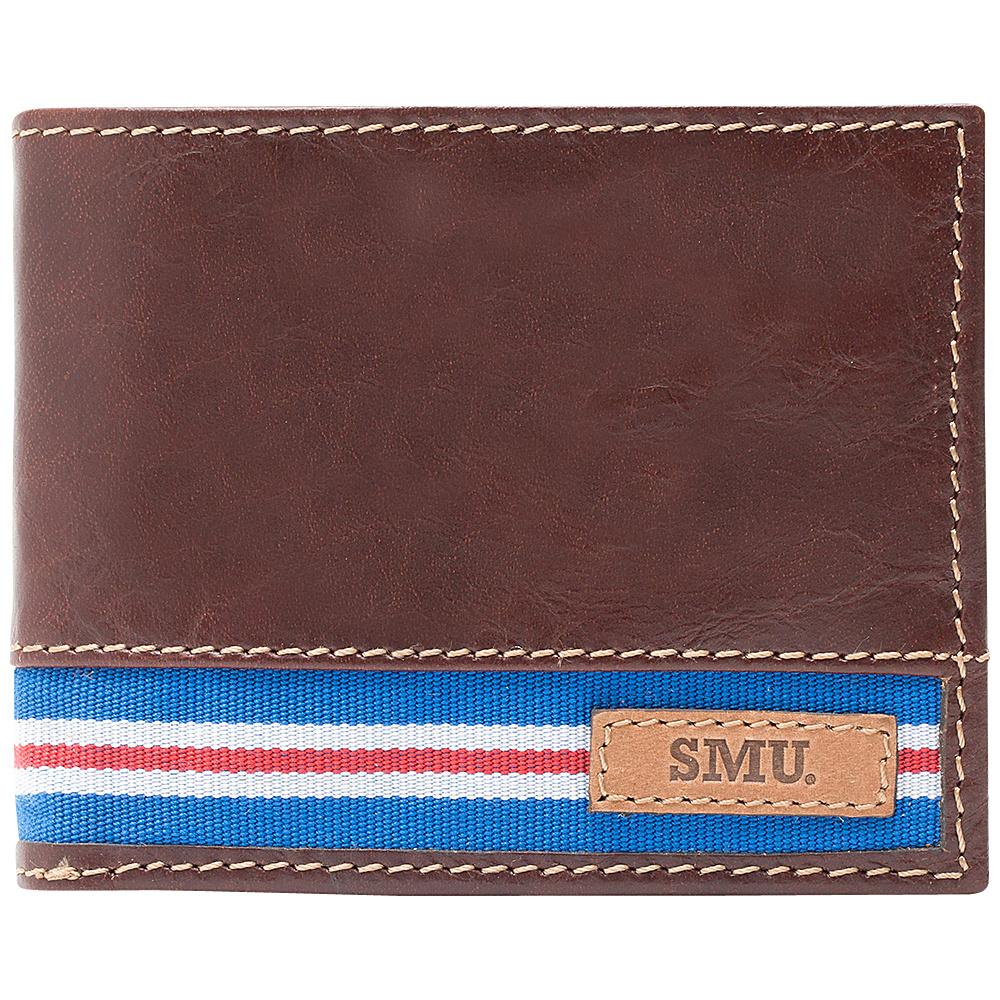 Jack Mason League NCAA Tailgate Traveler SMU Mustangs - Jack Mason League Mens Wallets - Work Bags & Briefcases, Men's Wallets