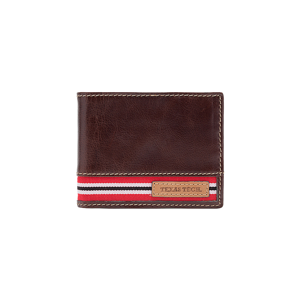 Jack Mason League NCAA Tailgate Traveler Texas Tech Red Raiders - Jack Mason League Mens Wallets - Work Bags & Briefcases, Men's Wallets