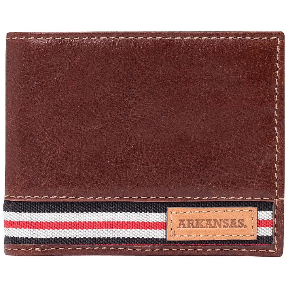 Jack Mason League NCAA Tailgate Traveler Arkansas Razorbacks - Jack Mason League Mens Wallets - Work Bags & Briefcases, Men's Wallets