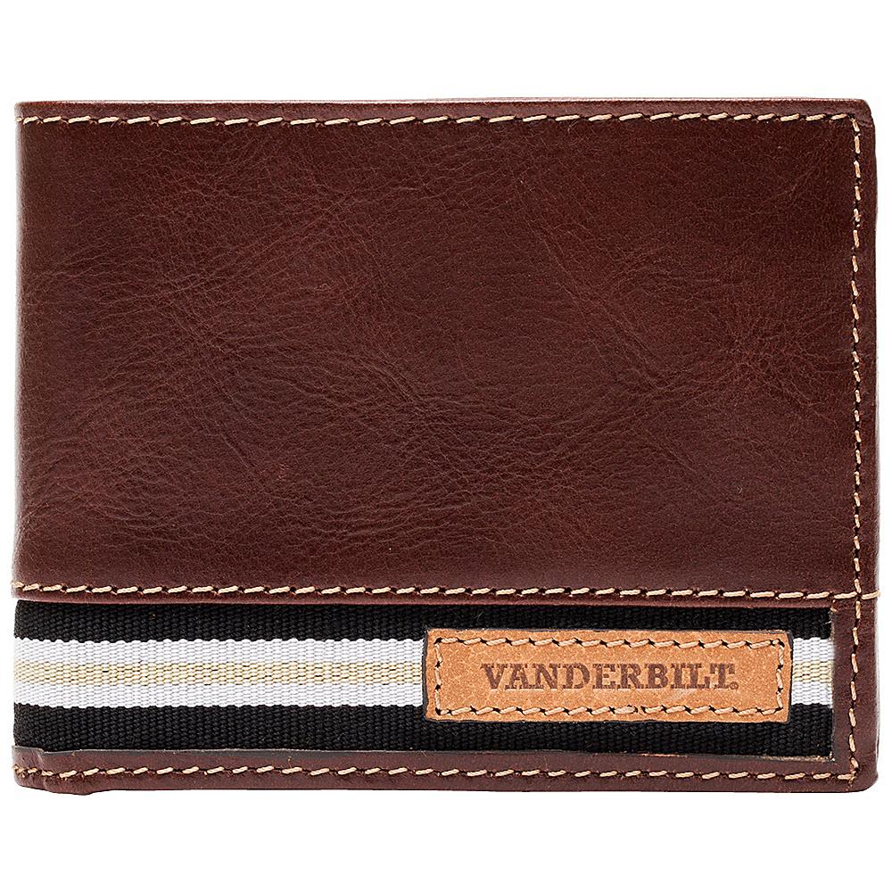 Jack Mason League NCAA Tailgate Traveler Vanderbilt Commodores - Jack Mason League Mens Wallets - Work Bags & Briefcases, Men's Wallets