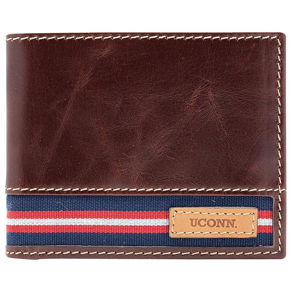 Jack Mason League NCAA Tailgate Traveler UConn Huskies - Jack Mason League Mens Wallets - Work Bags & Briefcases, Men's Wallets