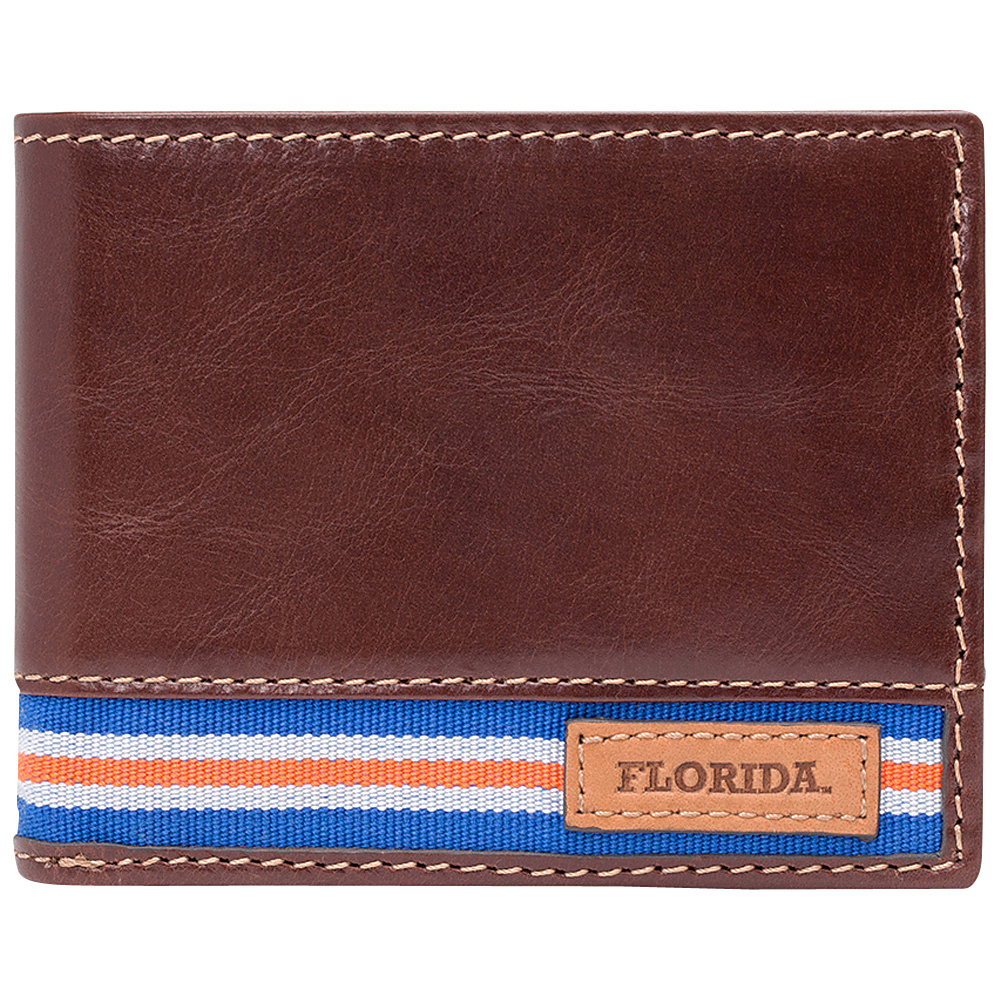 Jack Mason League NCAA Tailgate Traveler Florida Gators - Jack Mason League Mens Wallets - Work Bags & Briefcases, Men's Wallets