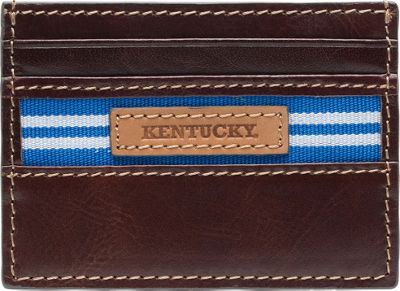 Jack Mason League NCAA Tailgate Card Case Kentucky Wildcats - Jack Mason League Men's Wallets