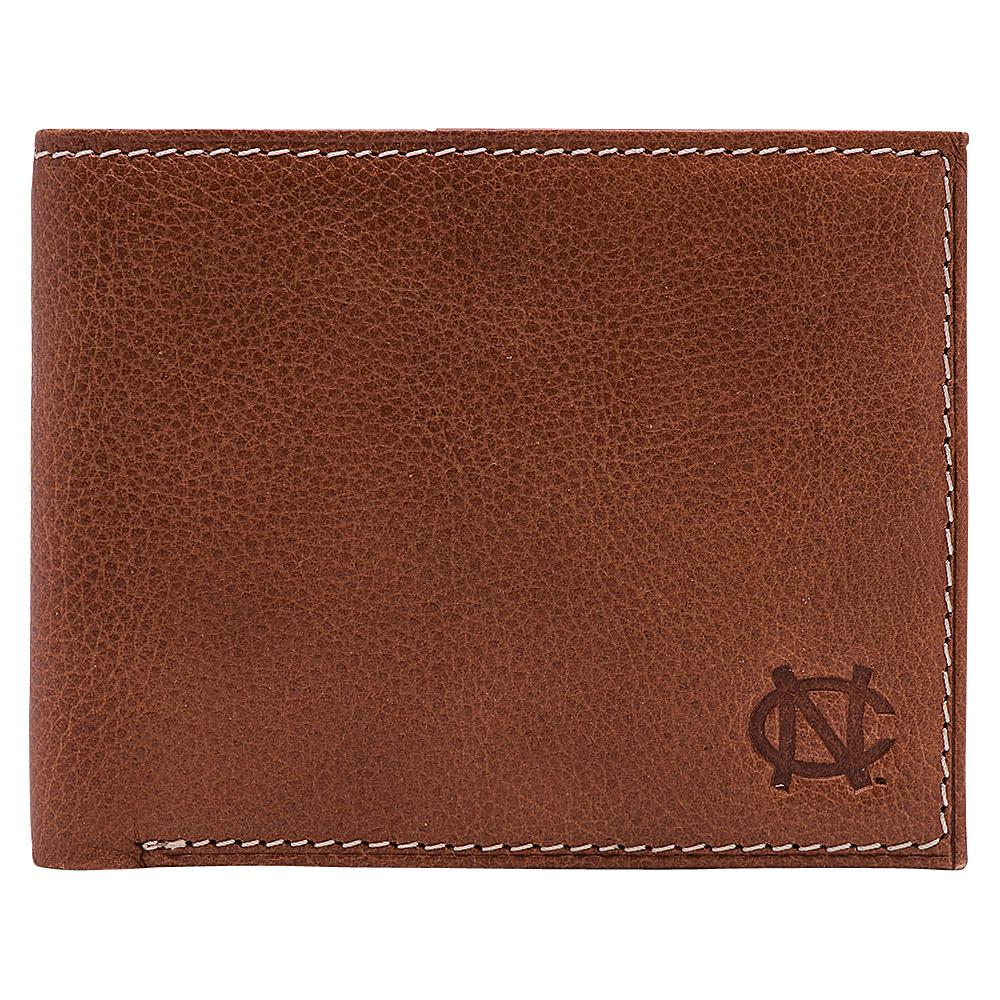 Jack Mason League NCAA Heritage Bifold North Carolina Tarheels - Jack Mason League Mens Wallets - Work Bags & Briefcases, Men's Wallets