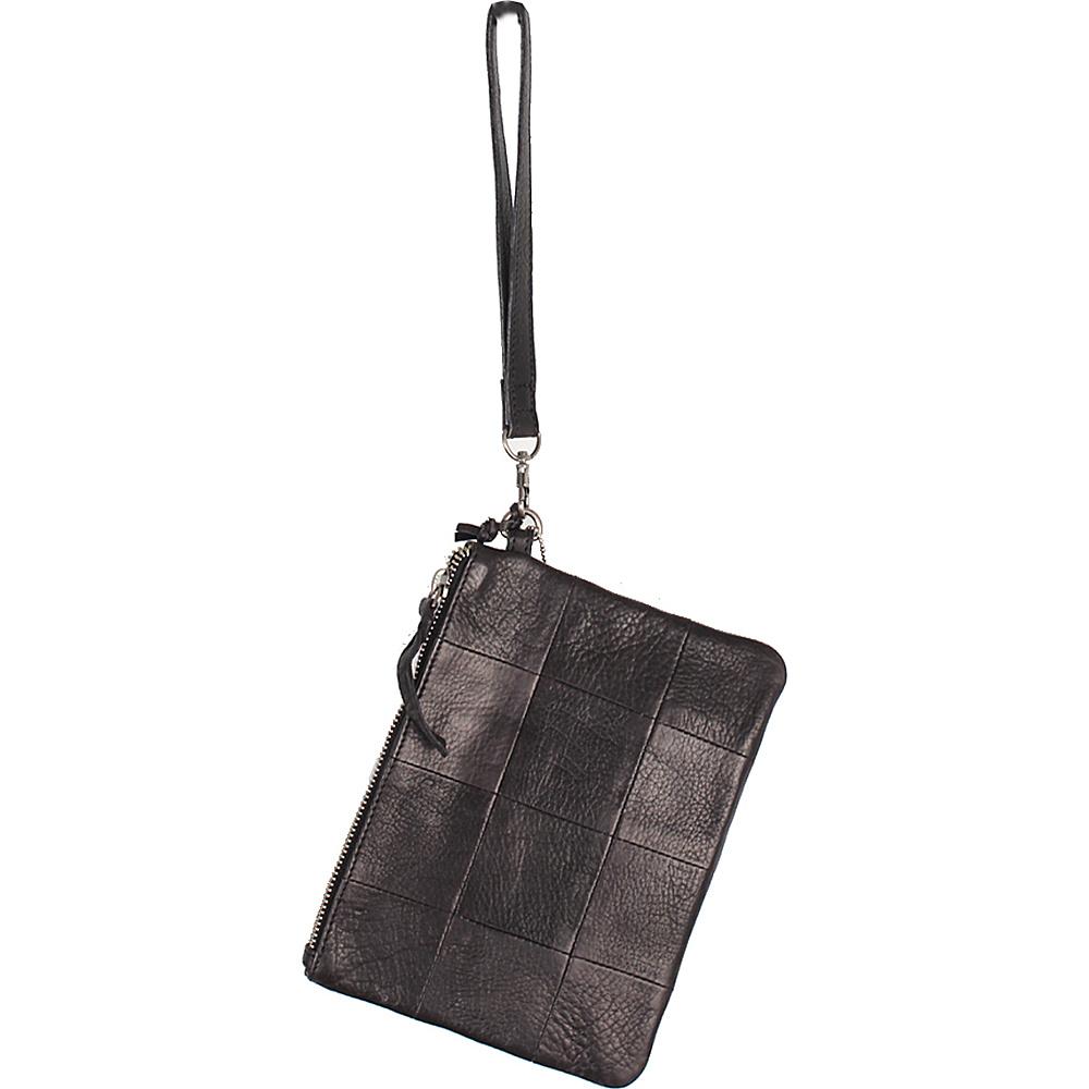 Latico Leathers Noelle Clutch Black - Latico Leathers Leather Handbags - Handbags, Leather Handbags
