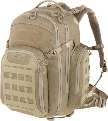 Maxpedition Tiburon Backpack Tan - Maxpedition Tactical