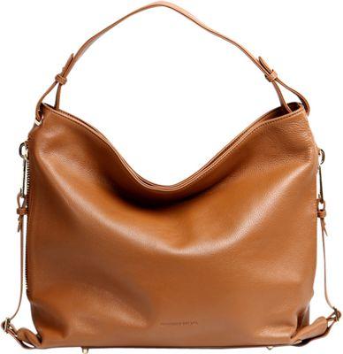 Gregory Sylvia Hillis Hobo Toffee - Gregory Sylvia Leather Handbags