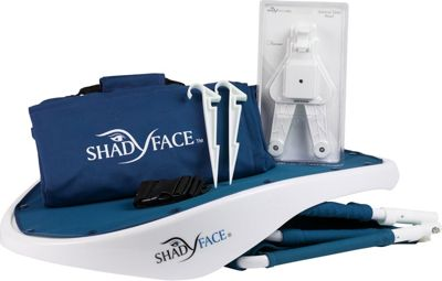 ShadyFace Portable Sunshades Sunshade Blue - ShadyFace Portable Sunshades Outdoor Accessories