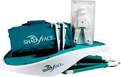 ShadyFace Portable Sunshades Sunshade Green - ShadyFace Portable Sunshades Outdoor Accessories