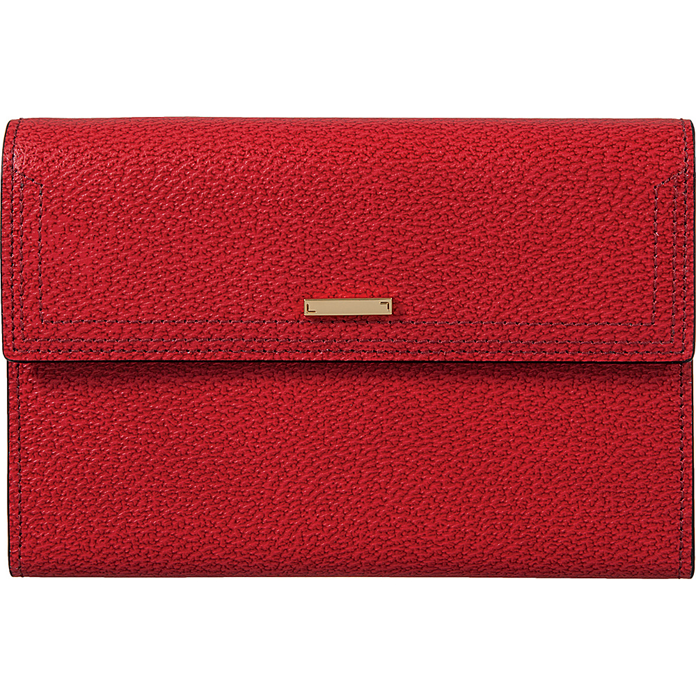 Lodis Stephanie Under Lock & Key Nona Phone Easel Wallet Red - Lodis Womens Wallets - Women's SLG, Women's Wallets