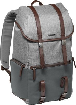 Manfrotto Bags Backpack Windsor Grey - Manfrotto Bags Camera Cases