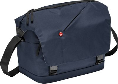 Manfrotto Bags Next Messenger Blue - Manfrotto Bags Camera Cases
