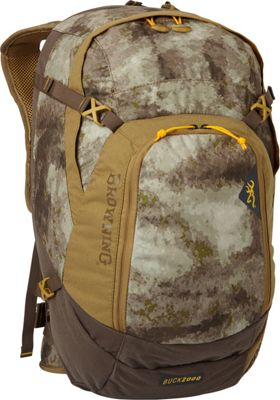 Browning Buck 2000 Day Pack A-TACS AU Camo - Browning Tactical