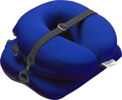 Flipillow the Most Versatile Pillow The Most Versatile Pillow Royal Blue - Flipillow the Most Versatile Pillow Travel Comfort and Health