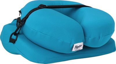 Flipillow the Most Versatile Pillow The Most Versatile Pillow Teal - Flipillow the Most Versatile Pillow Travel Comfort and Health