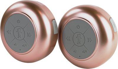 FRESHeTECH Splash Tunes Pro Dual Rose - FRESHeTECH Headphones & Speakers