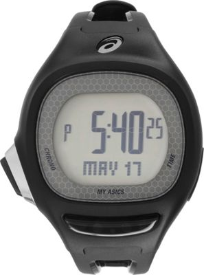 Asics Connect To MyAsics Watch Black/Gray - Asics Wearable Technology