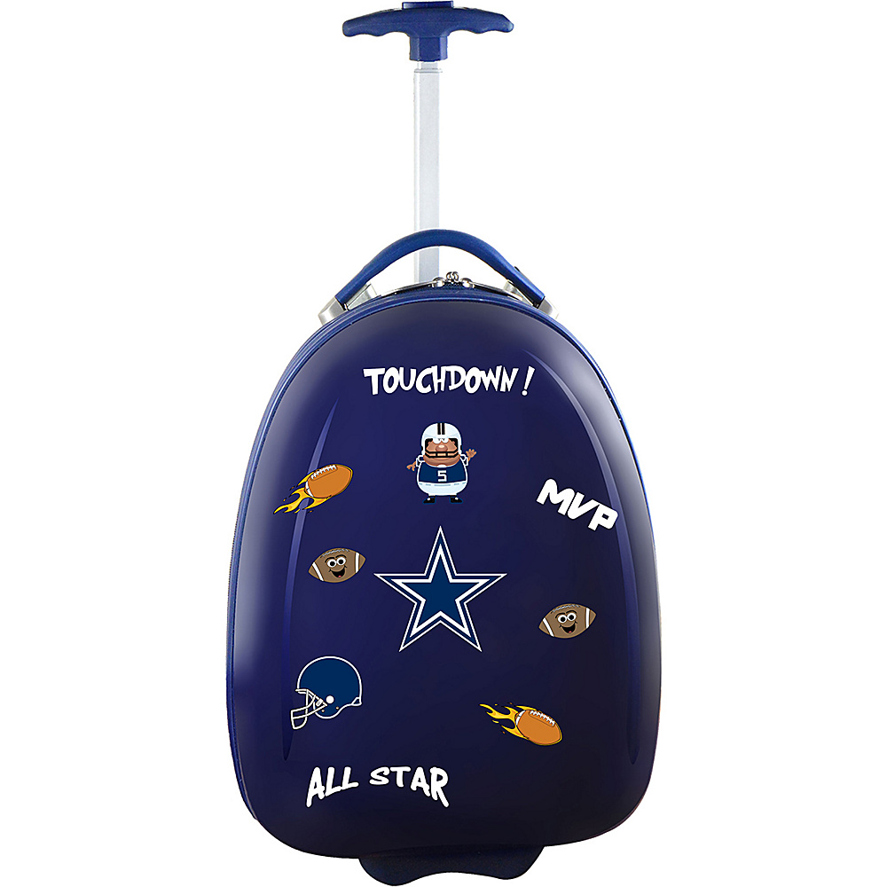 MOJO Denco Kids Luggage Pod Dallas Cowboys - MOJO Denco Kids Luggage - Luggage, Kids' Luggage
