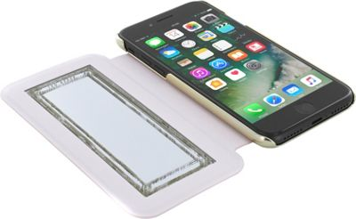 Ted Baker iPhone 6 & 7 Mirror Folio Case Mavis Gem Garden - Ted Baker Electronic Cases
