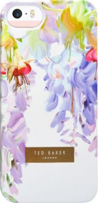 Ted Baker iPhone 5/5S SE Hard Shell Case Hanging Gardens - Ted Baker Electronic Cases