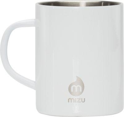 Mizu Camp Cup Glossy White - Mizu Outdoor Accessories