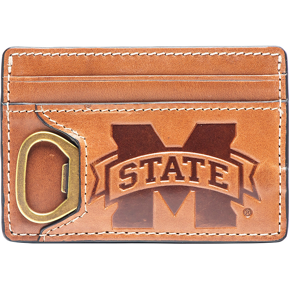 Jack Mason League NCAA Sideline ID Card Case Mississippi State - Jack Mason League Mens Wallets - Work Bags & Briefcases, Men's Wallets
