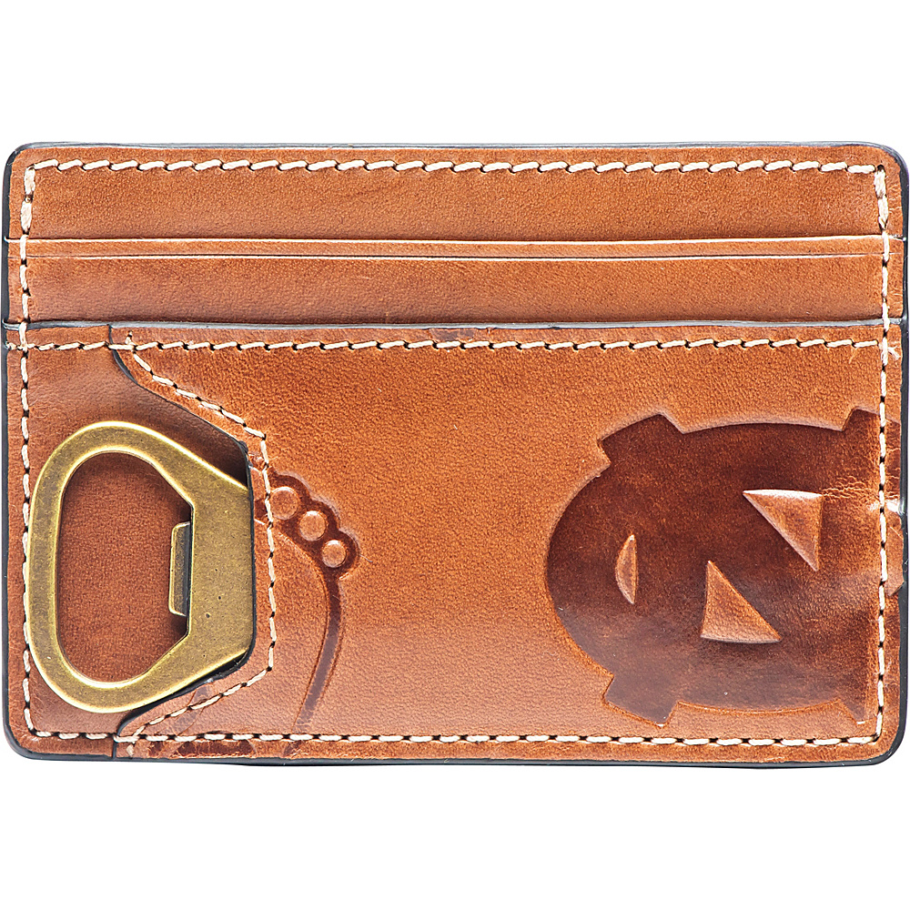 Jack Mason League NCAA Sideline ID Card Case North Carolina - Jack Mason League Mens Wallets - Work Bags & Briefcases, Men's Wallets