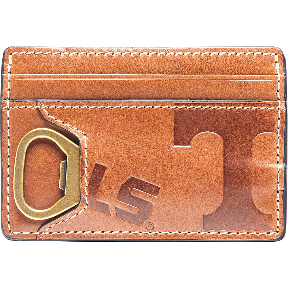 Jack Mason League NCAA Sideline ID Card Case Tennessee - Jack Mason League Mens Wallets - Work Bags & Briefcases, Men's Wallets