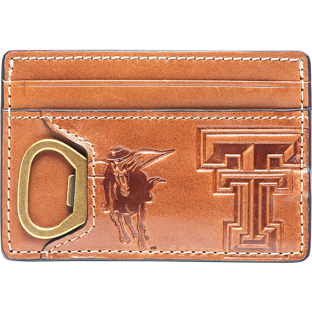 Jack Mason League NCAA Sideline ID Card Case Texas Tech - Jack Mason League Mens Wallets - Work Bags & Briefcases, Men's Wallets