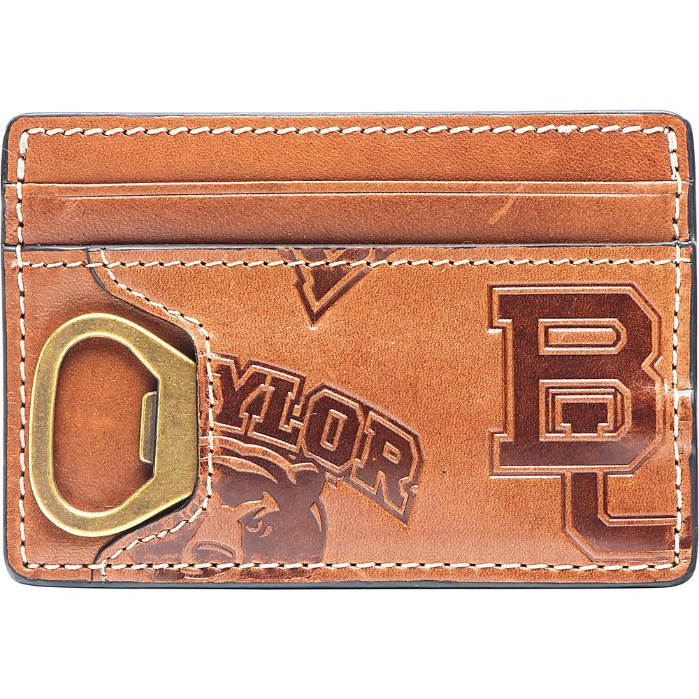 Jack Mason League NCAA Sideline ID Card Case Baylor - Jack Mason League Mens Wallets - Work Bags & Briefcases, Men's Wallets