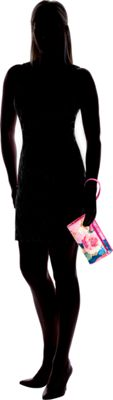 Vera Bradley RFID Front Zip Wristlet Modern Medley - Vera Bradley Fabric Handbags