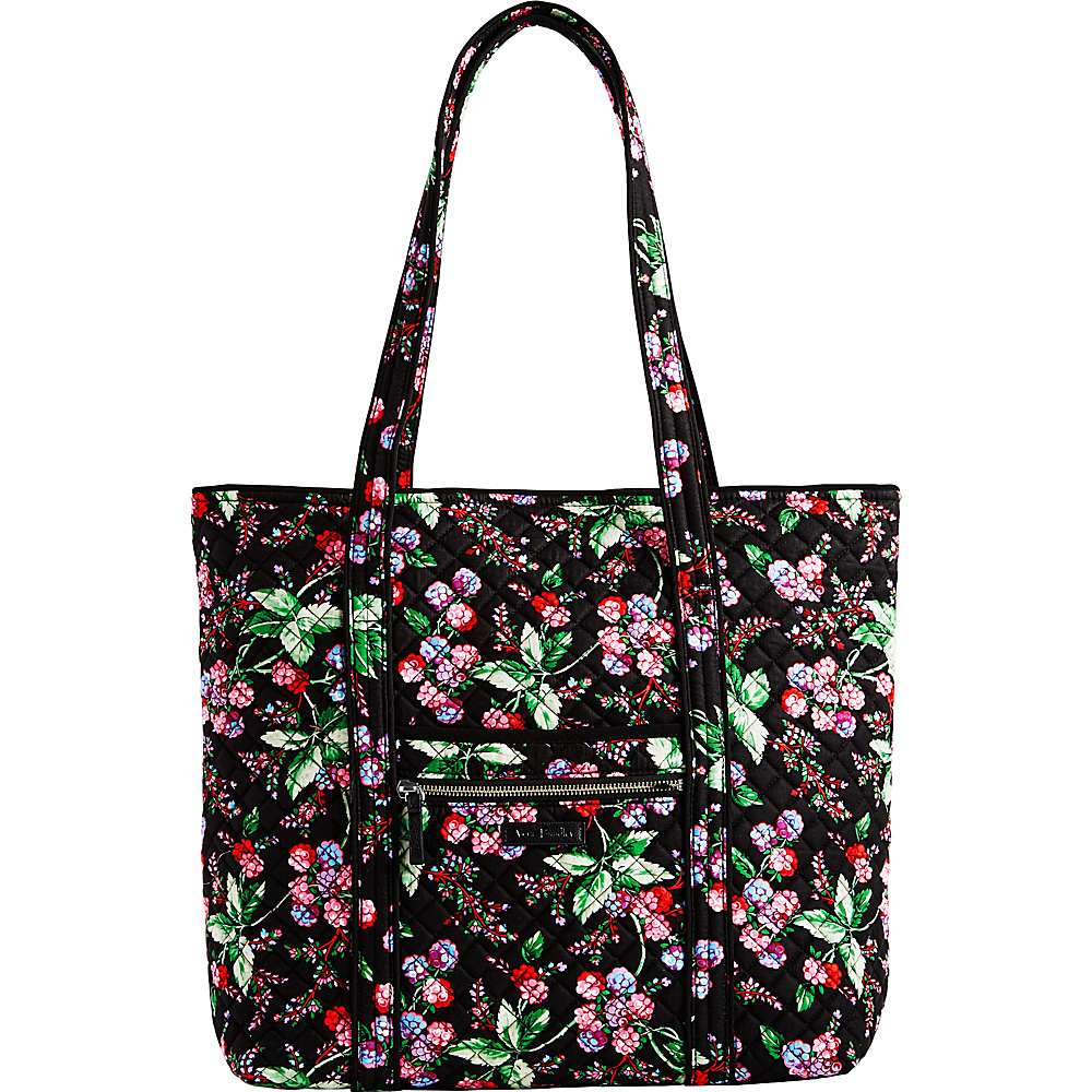 Vera Bradley Iconic Vera Tote Winter Berry - Vera Bradley Fabric Handbags - Handbags, Fabric Handbags