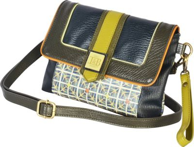 Inky & Bozko Day Tripper Crossbody Purse Day Tripper - Inky & Bozko Leather Handbags