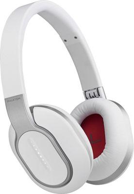 Phiaton Bluetooth 460 Wireless Touch Interface Headphones White - Phiaton Headphones & Speakers