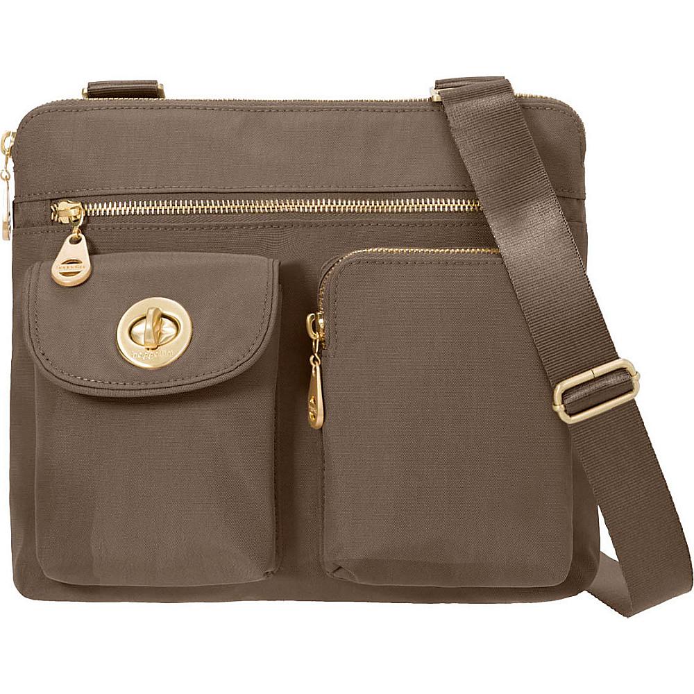 baggallini Melbourne Crossbody Portobello - baggallini Fabric Handbags - Handbags, Fabric Handbags