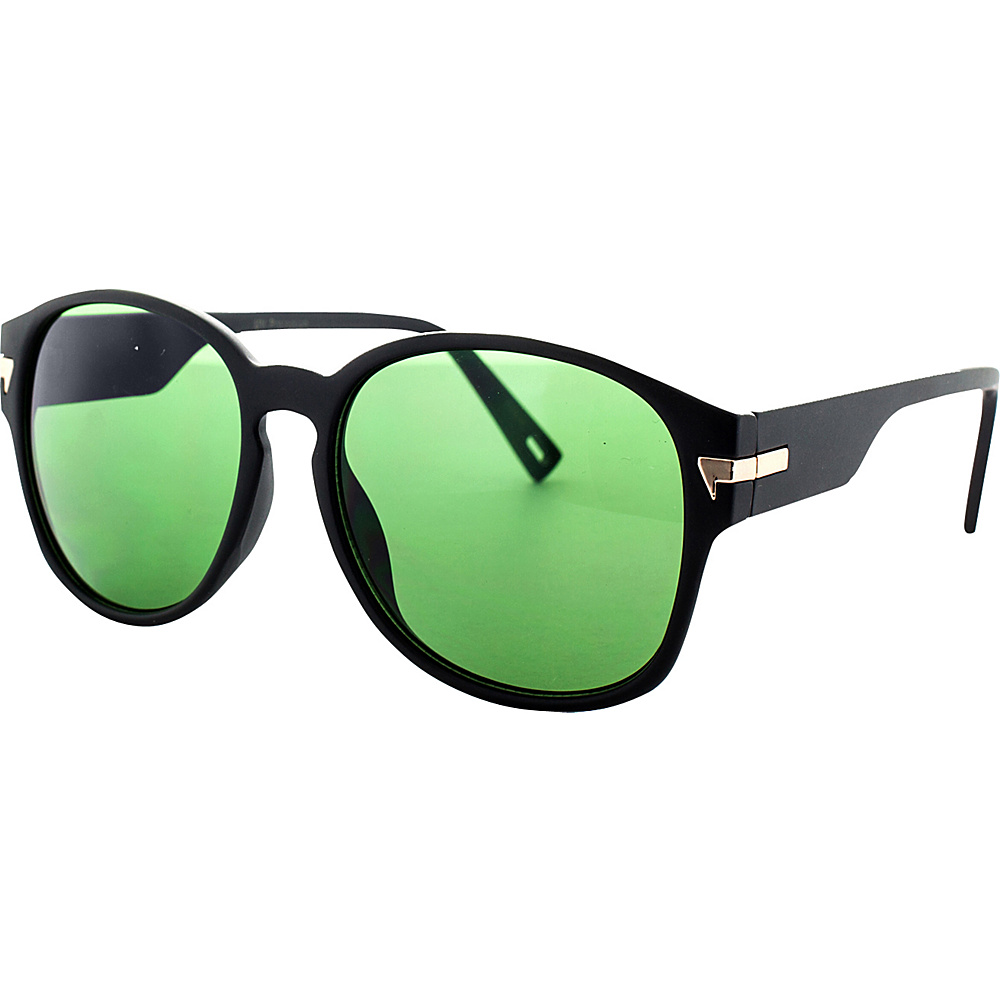 SW Global Iris Bold Framed Square Fashion Sunglasses Matte Black - SW Global Eyewear - Fashion Accessories, Eyewear