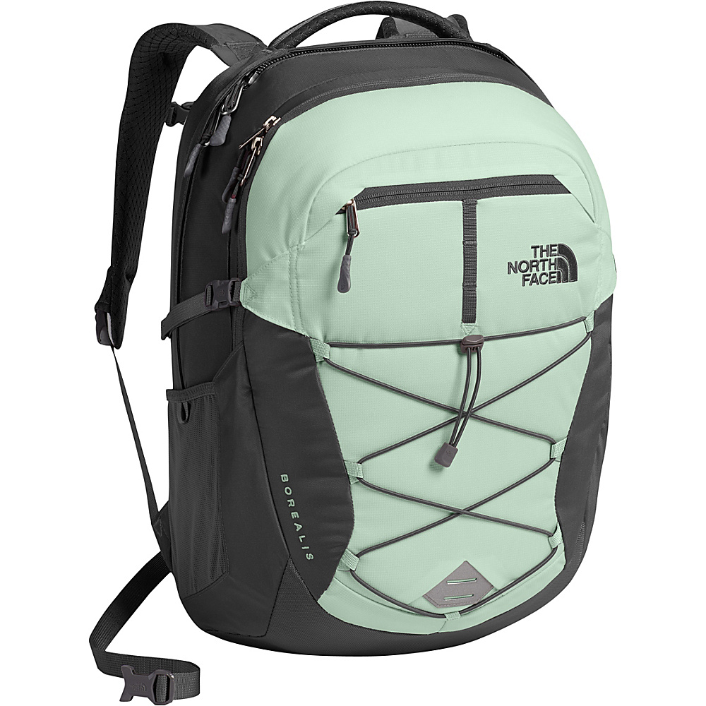 The North Face Womens Borealis Laptop Backpack 15- Sale Colors Subtle Green - The North Face Business & Laptop Backpacks - Backpacks, Business & Laptop Backpacks