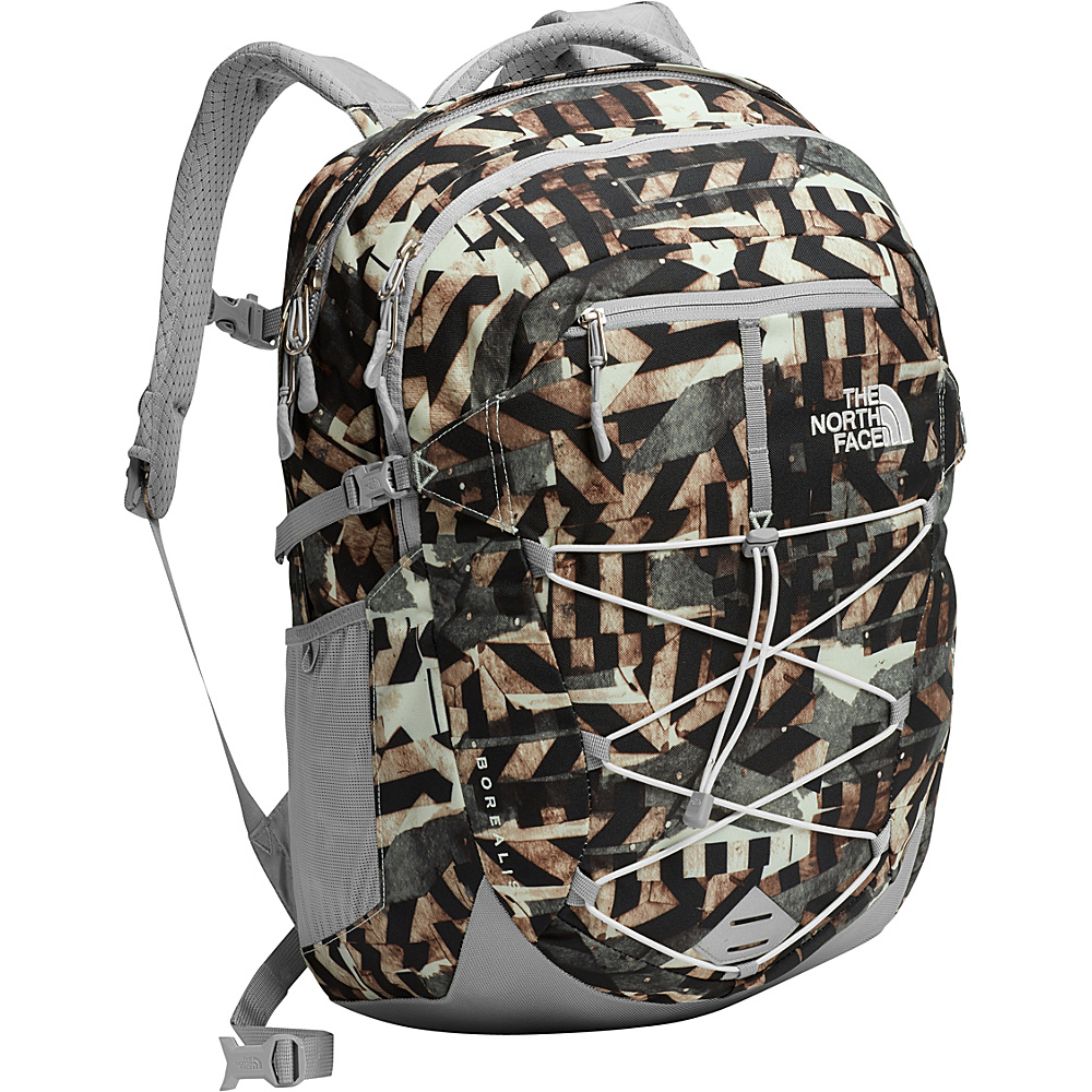 The North Face Womens Borealis Laptop Backpack 15- Sale Colors Vintage White Pieces Print - The North Face Business & Laptop Backpacks - Backpacks, Business & Laptop Backpacks
