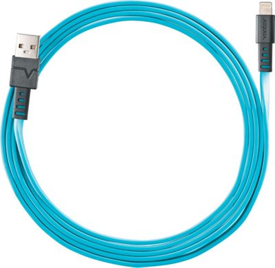 Ventev Charge Sync Lightning Cable 6ft Blue - Ventev Electronic Accessories