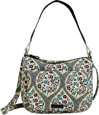 Vera Bradley Carson Shoulder Bag Heritage Leaf - Vera Bra...