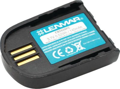 Lenmar Wh500 Headset Replacement Battery Black - Lenmar Portable Batteries & Chargers