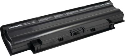 Lenmar Dell Inspiron 17R Replacement Battery Black - Lenmar Portable Batteries & Chargers